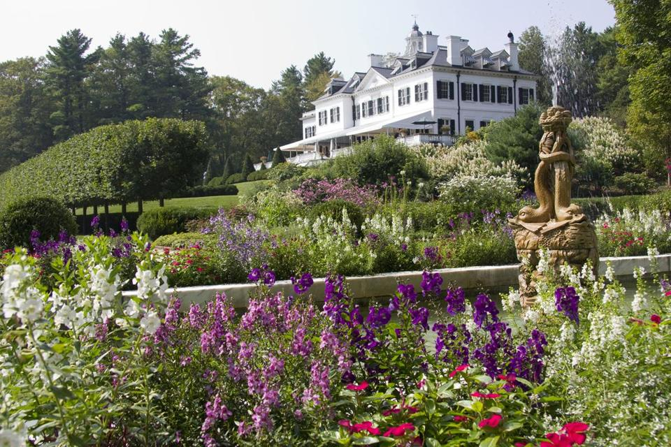 Pawtucket-based Collette Vacations has launched a new eight-day tour called Historic Gardens of America's Northeast.