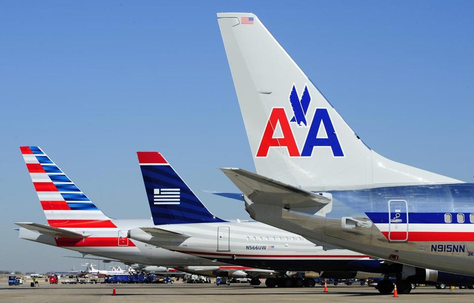 The American Airlines-US Airways union is the fourth major airline merger in five years.