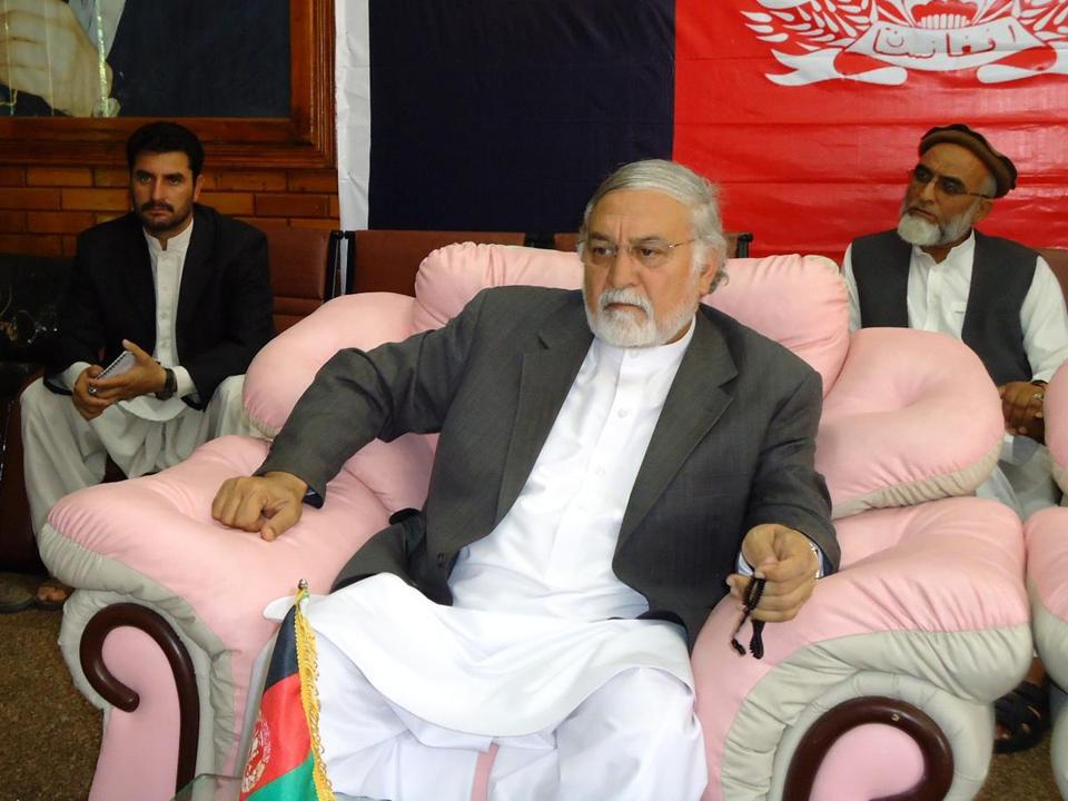 Fazullah Wahidi, governor of Kunar Province, said a Taliban leader was the target of a strike that killed 10.