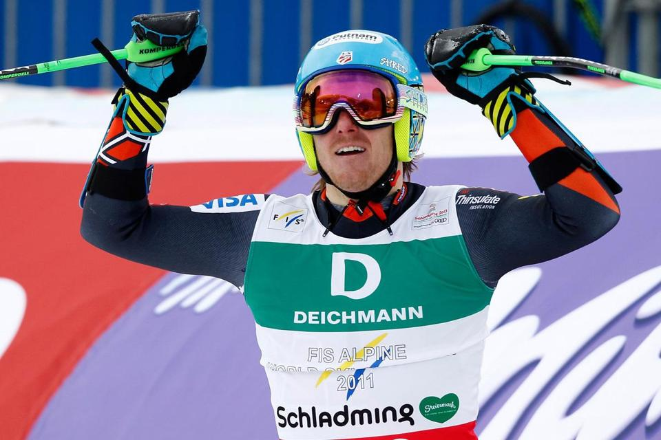 Ted Ligety's performance this winter bodes very well for American hopes in the Alpine skiing events.