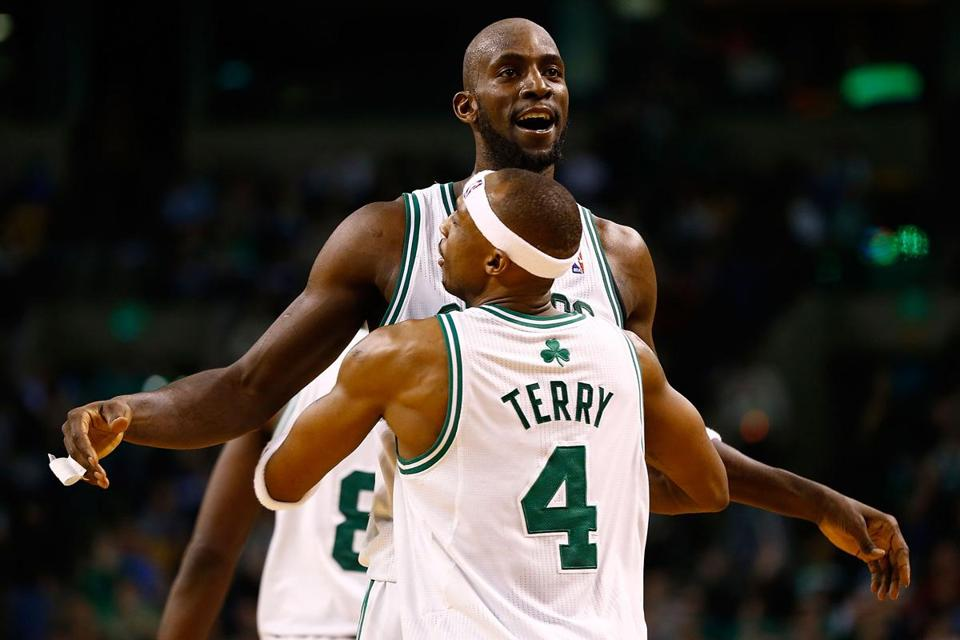 Kevin Garnett's departure from Boston will come on his own terms, not some hastily organized trade that would uproot him and his family.