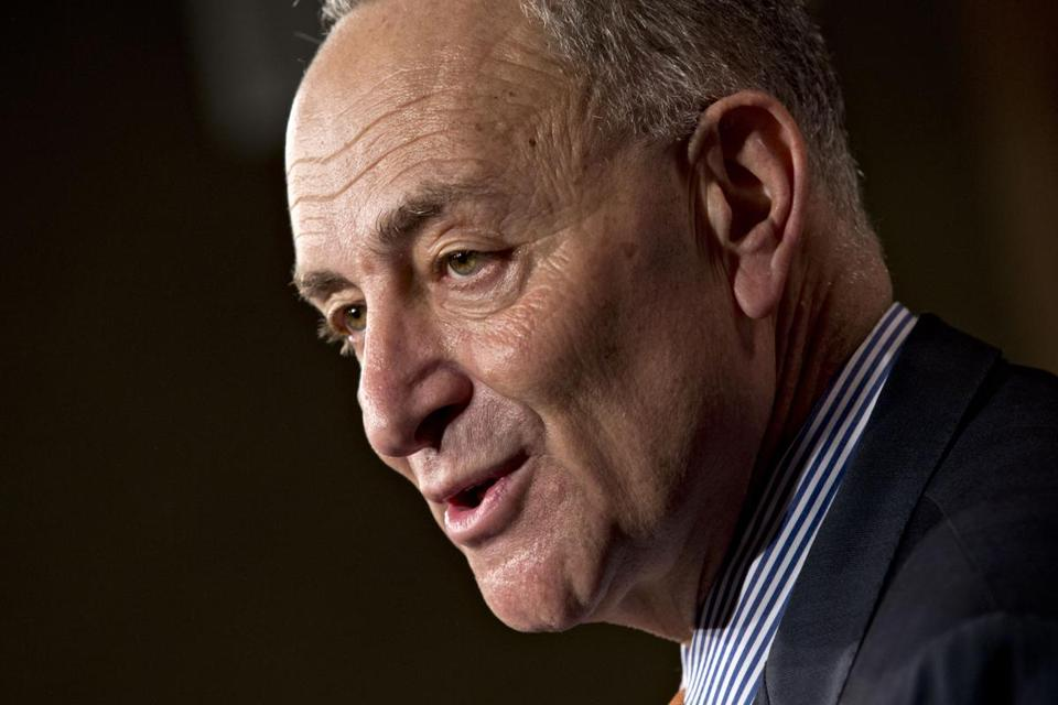Senator Charles Schumer, a New York Democrat, was one of the lawmakers who requested the negotiations.