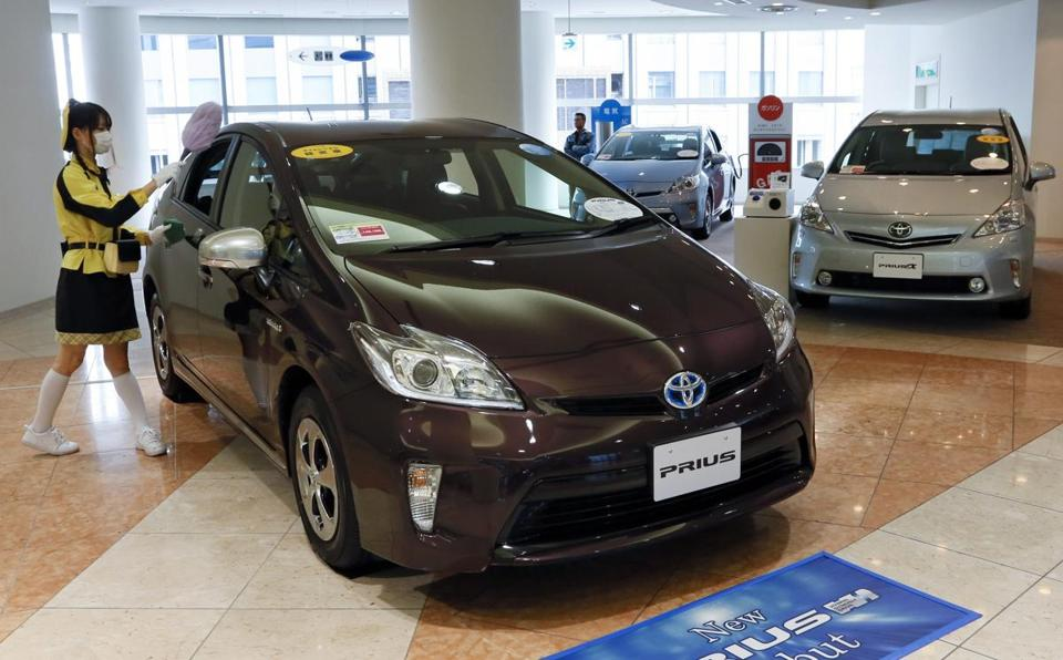 The National Highway Traffic Safety Administration has had one complaint of a steering problem with the Prius.