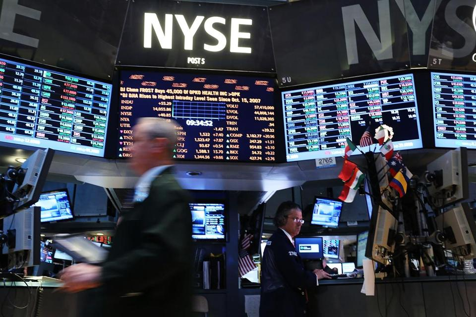 Some analysts say investors began 2013 with too much enthusiasm.