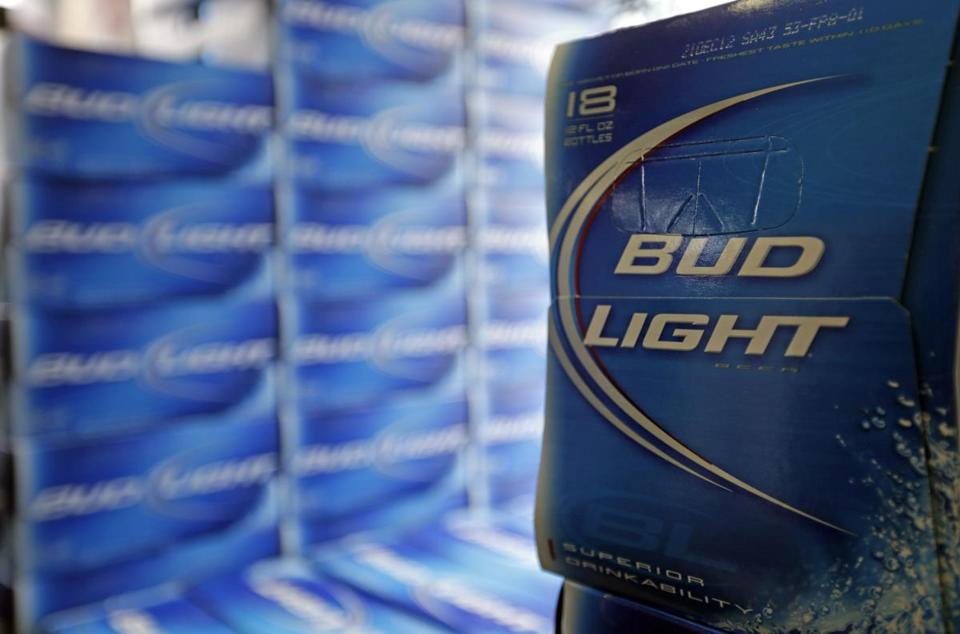 The beers mentioned in the lawsuit include Bud Light Platinum.