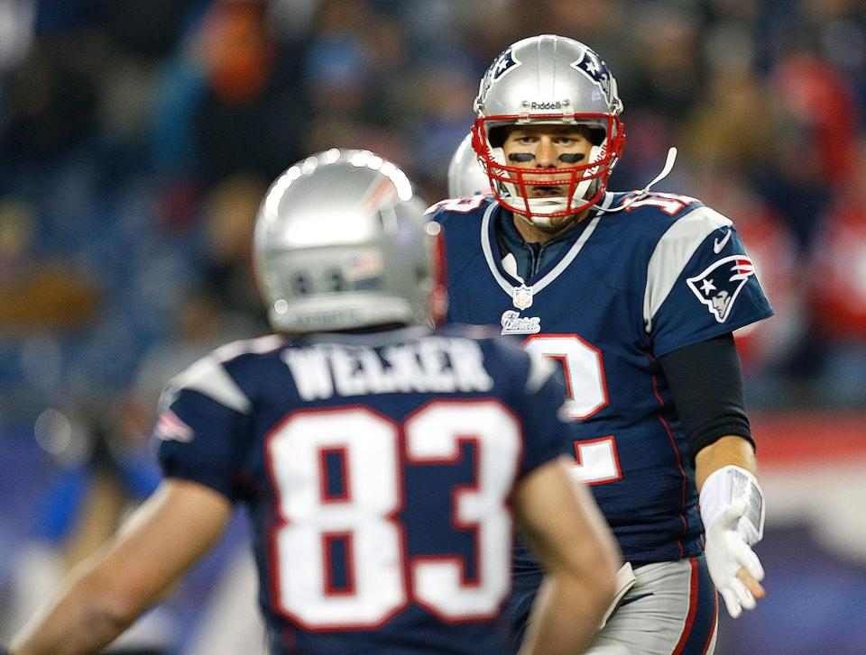 Tom Brady's new deal may allow the Patriots more flexibility to sign Wes Welker.