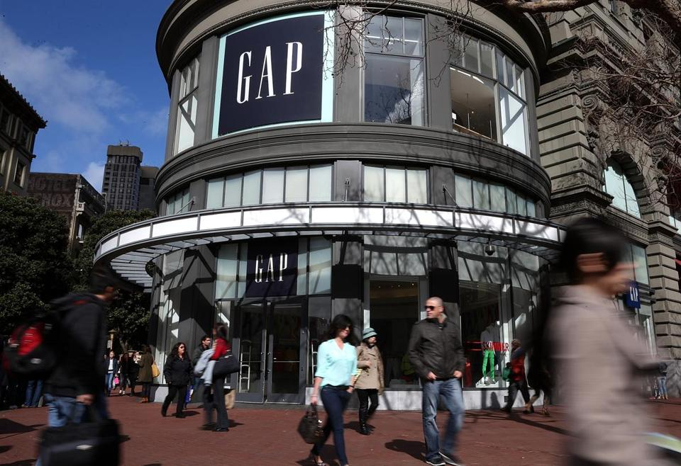 Gap is in the midst of a turnaround plan centered on its key global brands.