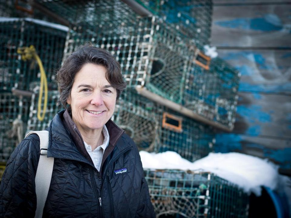 Maine swordfish-boat captain and best-selling author Linda Greenlaw reveals why she's hanging up her hook.