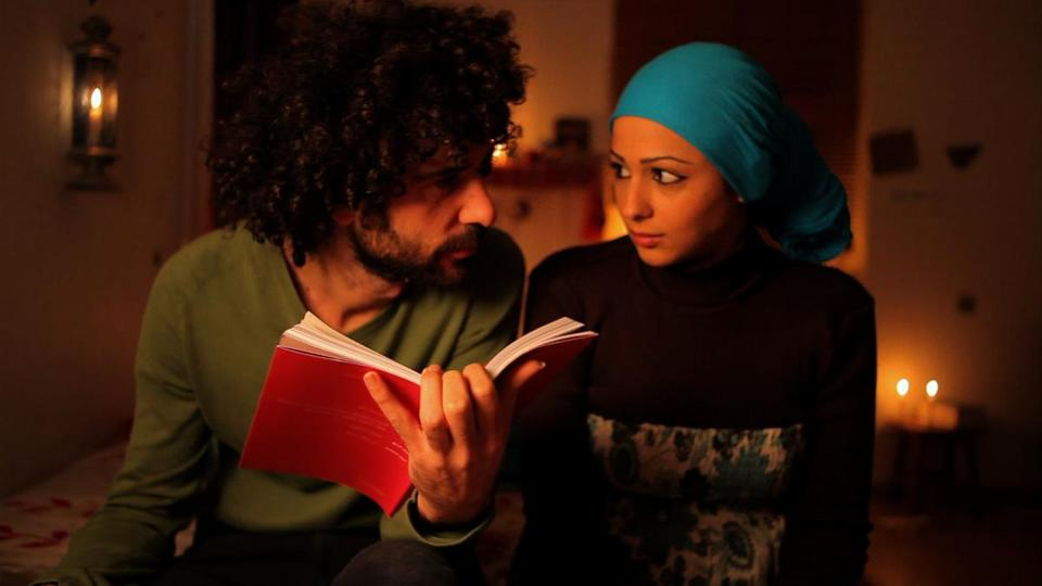 Kais Nashif, a poet, and Maisa Abd Elhadi, an engineering student, have their West Bank visas revoked by the Israelis.