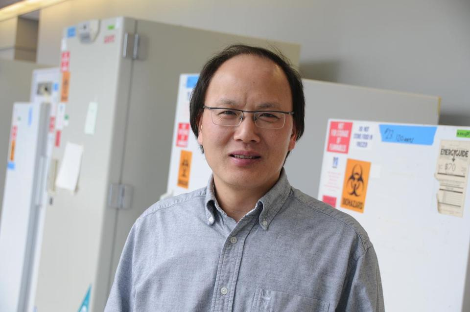 Ronghua ZhuGe of UMass says there are many bitter compounds that could be tried as potential new asthma treatments