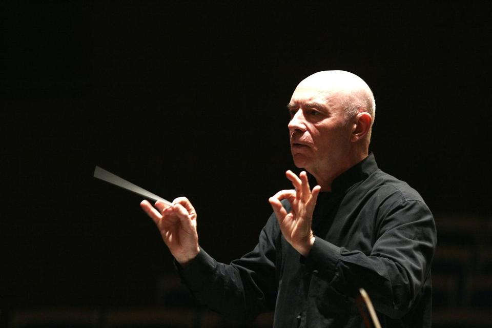 """Legend of the Phoenix,"" a concerto by Augusta Read Thomas,will be premiered next week by cellist Lynn Harrell and the Boston Symphony Orchestra under the direction of Christoph Eschenbach (picturd)."