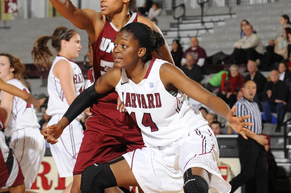After sitting out a year, Harvard's Temi Fagbenle is in position to be a shoo-in as the top rookie in the Ivy League.