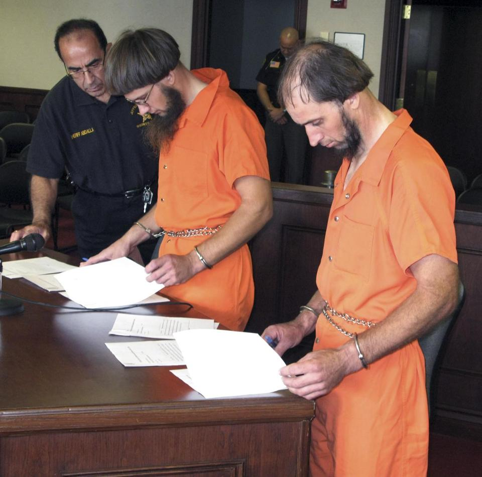 The Amish men convicted in beard- and hair-cutting attacks will be allowed to keep their religiously important beards in prison. Jumper dresses will be an option for the women.