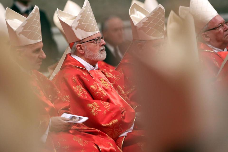 Cardinal Sean O'Malley leaves the Vatican with a higher profile, some say.