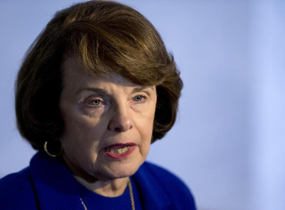 Senator Dianne Feinstein of California is the sponsor of the bill to reinstate a ban on assault weapons.
