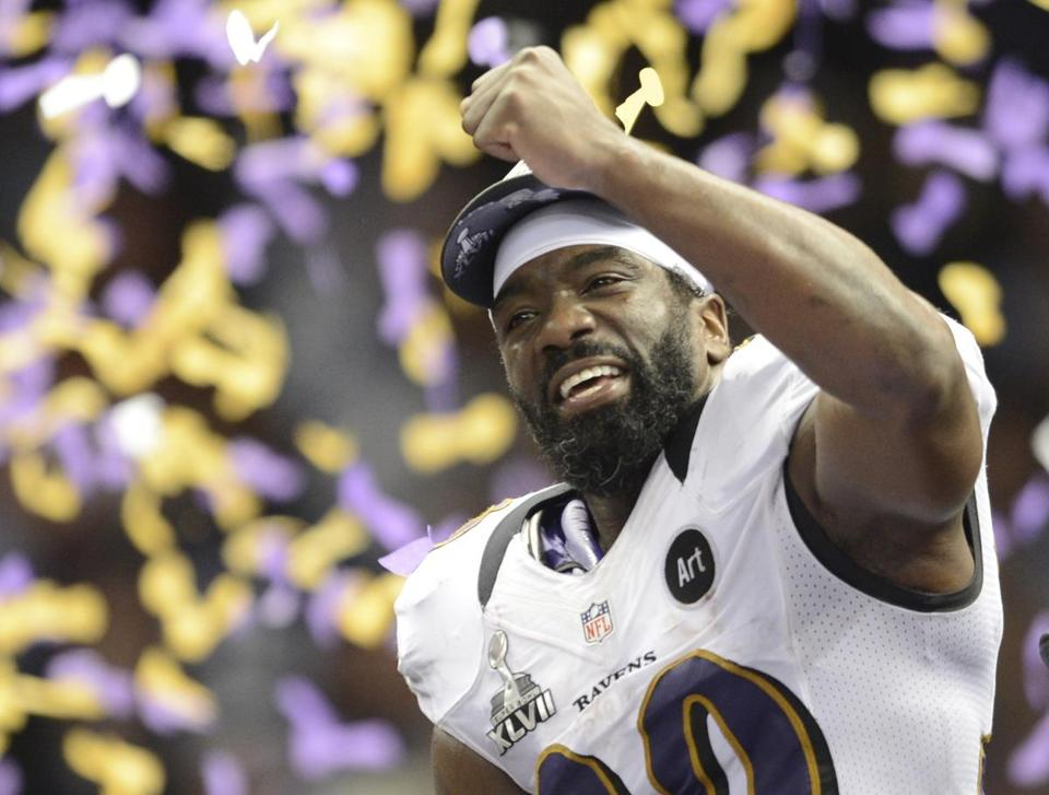 Safety Ed Reed has 61 interceptions and his 1,541 return yards on those picks is an NFL career record.