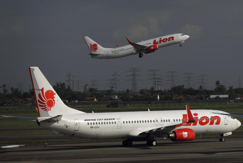 Lion Air controls 45 percent of the growing domestic market in Indonesia.