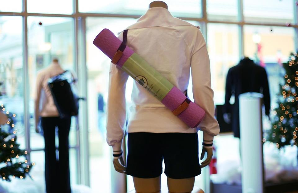 See-through yoga pants a pain for Lululemon - The Boston Globe
