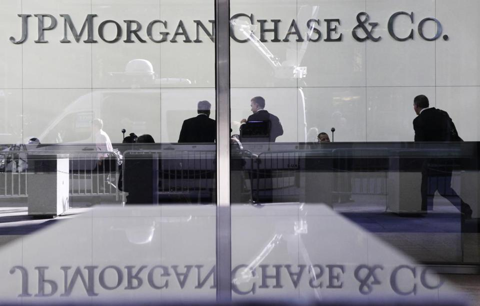 JPMorgan held MF Global funds in several accounts and also processed the firm's securities trades.