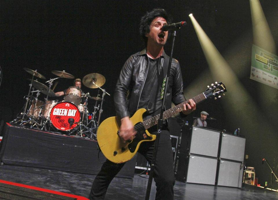 "A rock version of Shakespeare's ""Much Ado About Nothing"" will feature songs by Billie Joe Armstrong of Green Day."