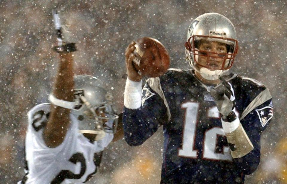 Image result for the tuck rule game