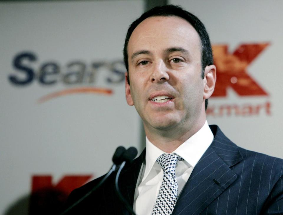 Sears owner Eddie Lampert has been using his own money to keep the retail chain afloat.