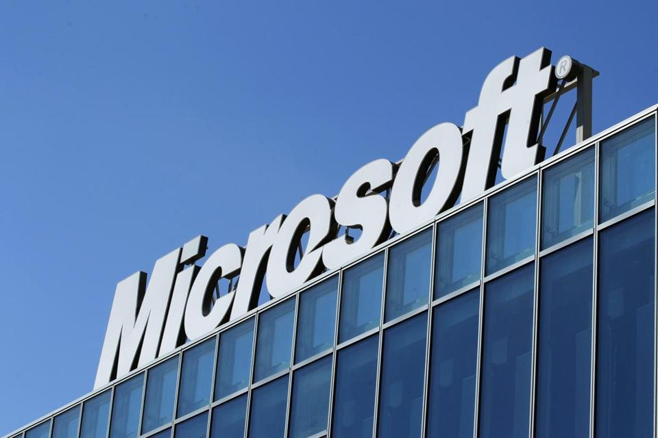 Microsoft joined a handful of companies around the world in disclosing details about requests from law enforcement agencies for information about its customers' practices.