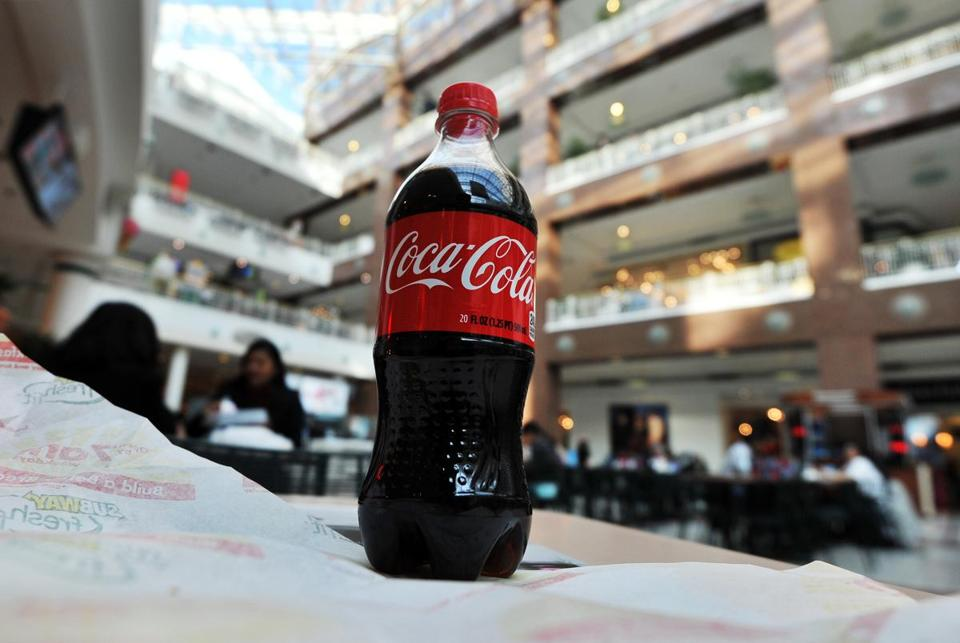 Coca-Cola's latest job cuts represent about 1 percent of the company's workforce in North America.