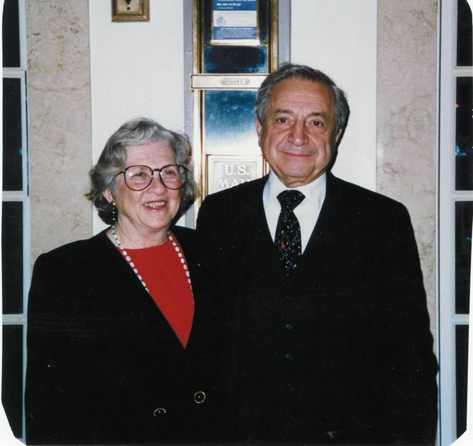 M. Alicia and Peter Corea, co-ministers in Quincy.