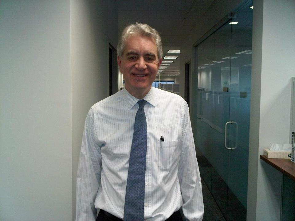 Kevin Counihan is CEO of Access Health CT, created under the US health law.