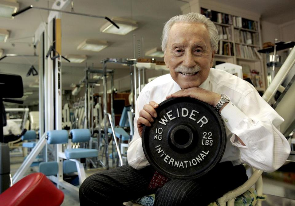 Joe Weider created the Mr. Olympia contest and built a profitable business.