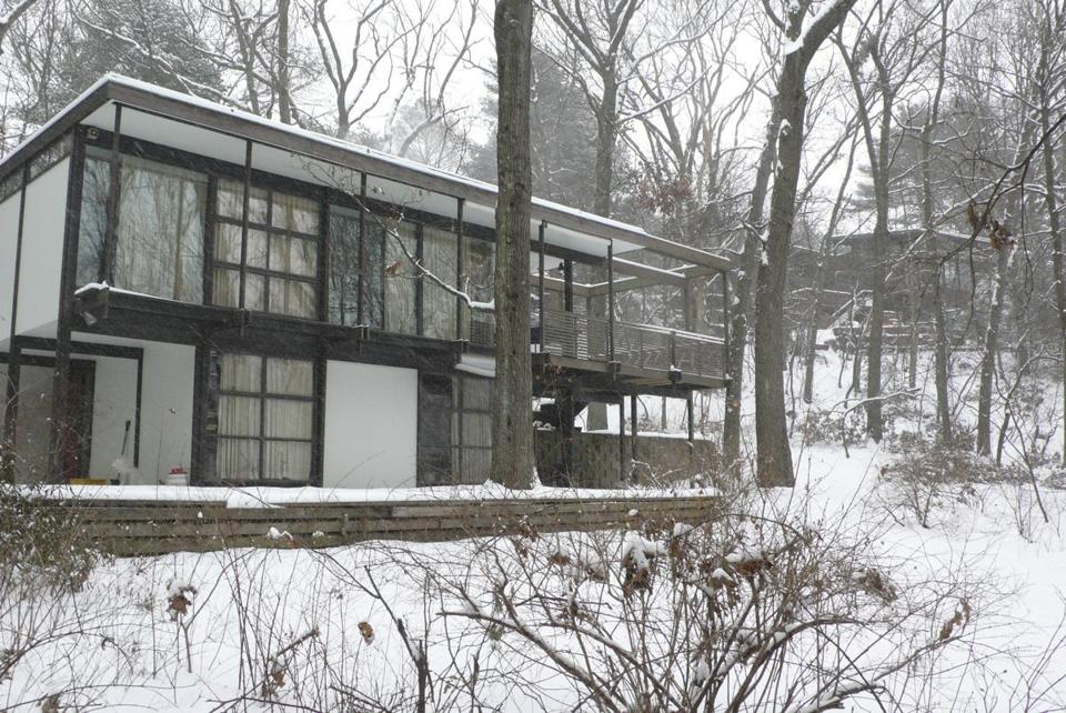 Walter S Pierce 93 Modernist Architect Designed Lexington S