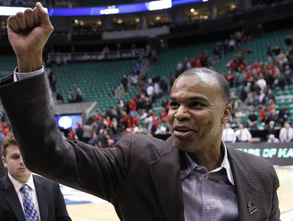 "Harvard coach Tommy Amaker called Saturday's matchup with Arizona ""an incredible opportunity."""