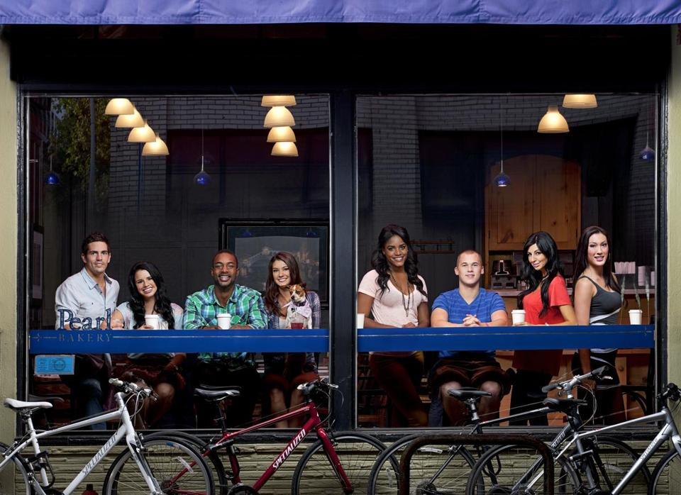 The Real World: Portland 10 p.m., MTV