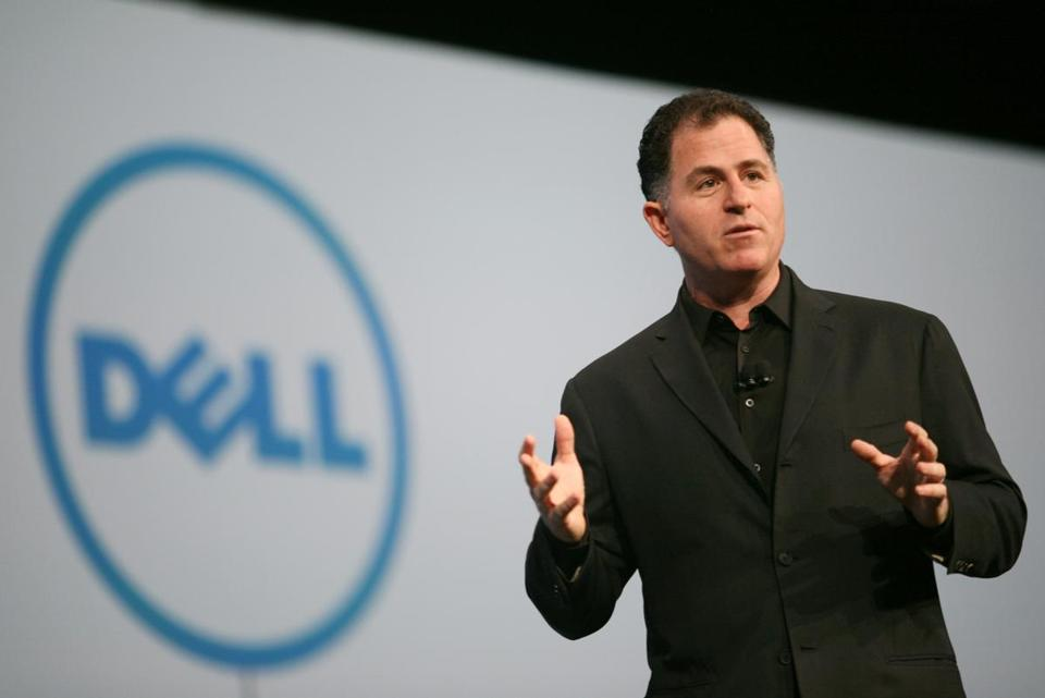 CEO Michael Dell might reach out to Blackstone Group, which has a rival plan to take control of Dell Inc.
