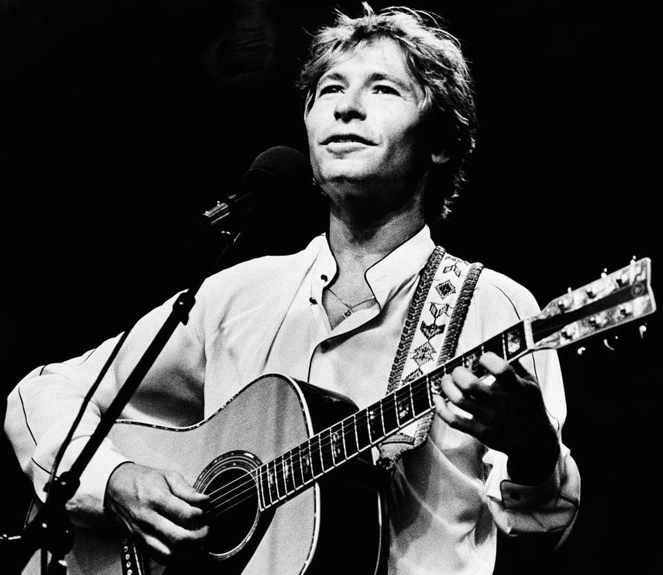Tribute Gets To Heart Of John Denvers Music The Boston Globe