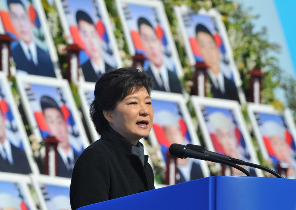 President Park Geun-hye has faced fierce opposition to her policies and key appointments in South Korea.