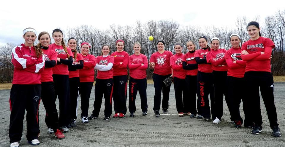 The Scarlet Hawks of Milford, the defending champions in Division 1, have made the switch to EMass softball with a move to the Hockomock league.