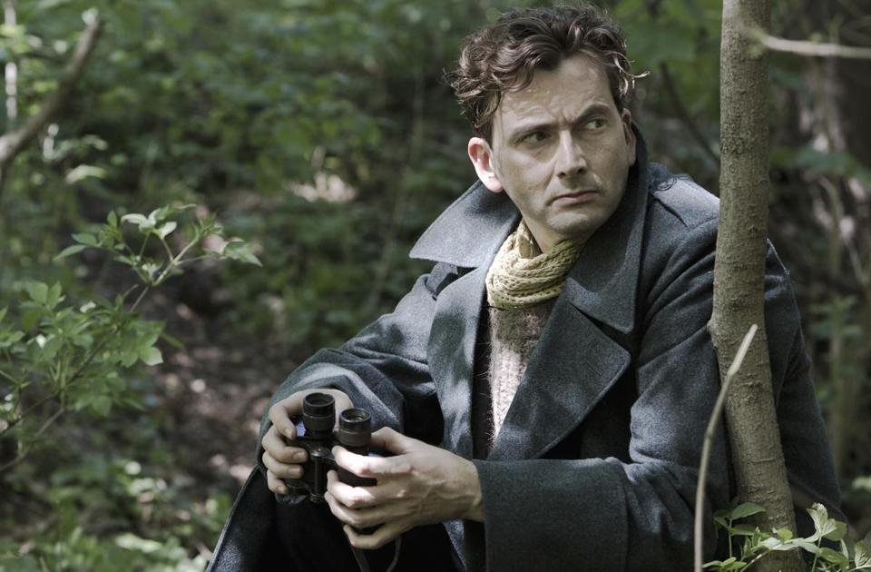 David Tennant stars as Jean-Francois Mercier, a French military attaché based at the French Embassy in Warsaw.