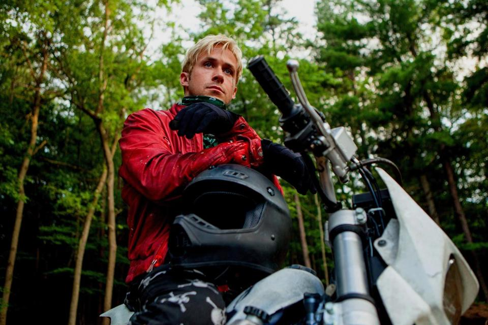 "Ryan Gosling stars in the Derek Cianfrance-directed ""The Place Beyond the Pines."""
