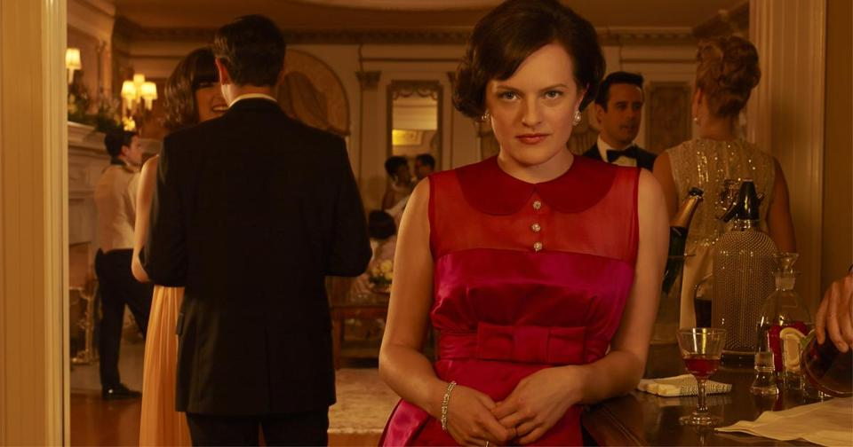 "Elisabeth Moss's character Peggy Olson has had one of the more interesting journey's of the women in ""Mad Men."""