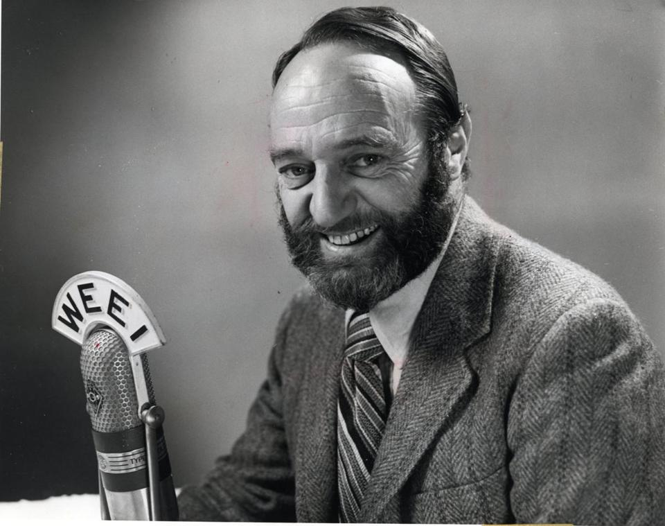 In the 1970s, Paul Benzaquin produced a series for WEEI on early childhood development.