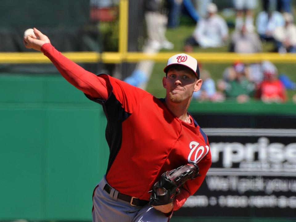 Stephen Strasburg and the talented young Nationals may ready to take the franchise to the next level.