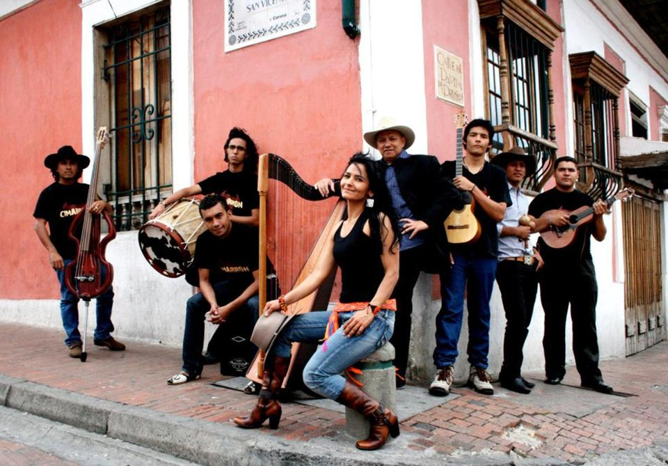 Cimarrón brings the little-known sound of joropo from Colombia to Somerville.