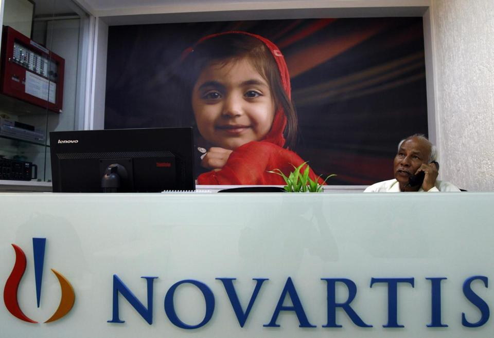 Indian drug makers can keep producing copycat versions of leukemia drug Gleevec, made by Novartis.