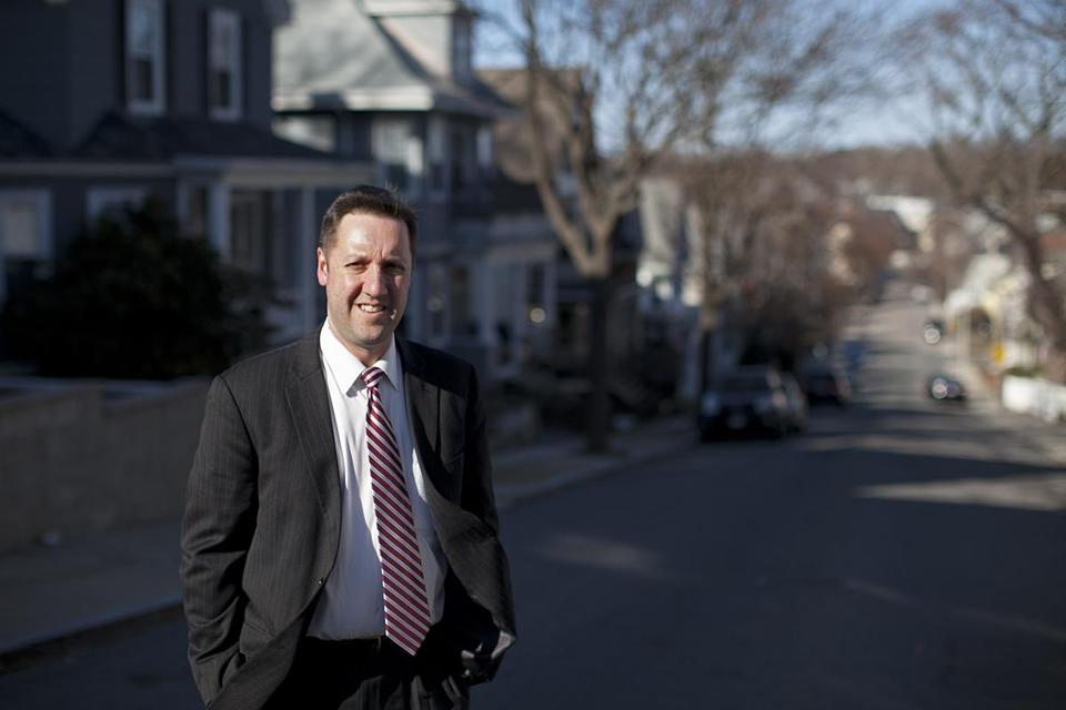 "The real estate mailing ""was an example of someone who was, on some level, taking advantage,"" said Steve Poftak, a Roslindale resident with children in public schools."