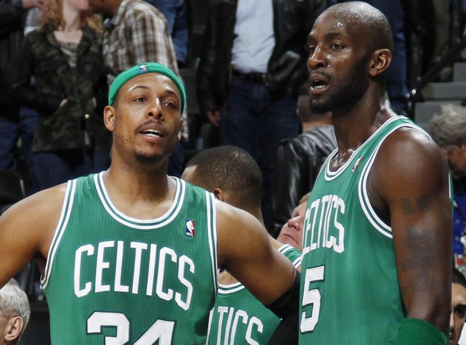 These resilient Celtics could be dangerous in the playoffs if Kevin Garnett and Paul Pierce are healthy. But not without them.