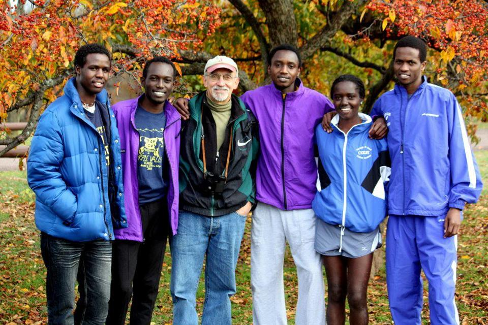 From Harvard to Princeton, from Williams to Lehigh, KenSAP is sending runners from Kenya to US college running programs.