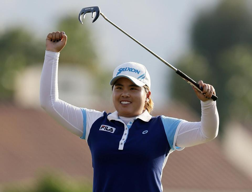 Inbee Park increased her lead early and coasted to the Kraft Nabisco Championship crown, closing with a 3-under-par 69.