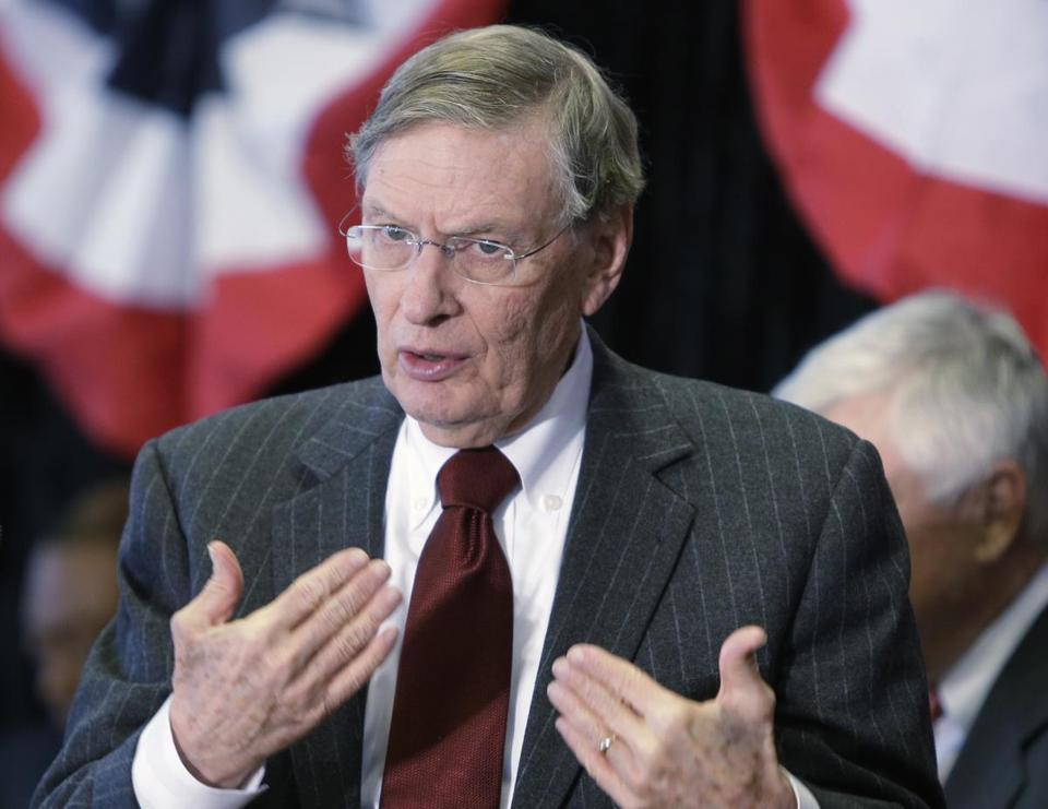 Will MLB commissioner Bud Selig push for the DH to be implemented across both leagues?
